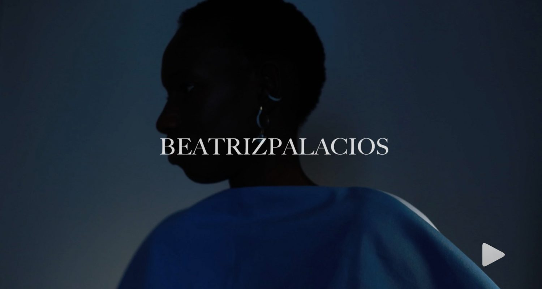 Campaign for Beatriz Palacios SS21